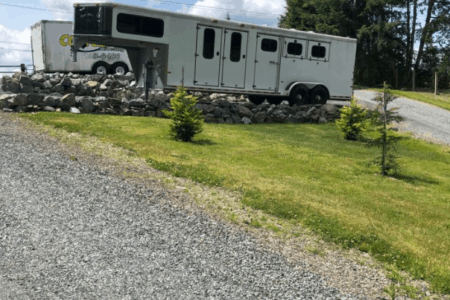RV storage and parking in Snohomish, WA